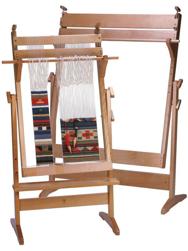 Elizabeth's Fiber and Yarn Supplies, Knit, Spin, Weave: Ashford Tapestry Weaving Loom