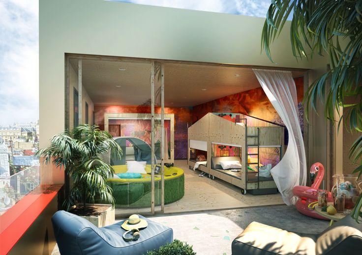 DESIGN, FOOD, UXAccorHotels révolutionne l'hospitalitéavec sa nouvelle marque JO&JOE | AccorHotels