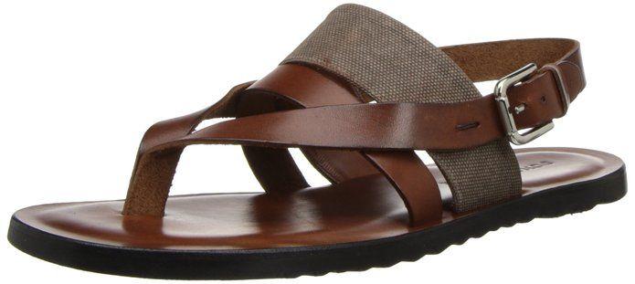Amazon.com: Donald J Pliner Men's Sasson Dress Sandal,Tan Vachetta ...
