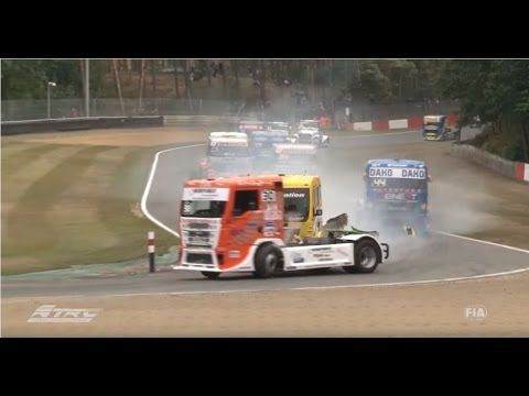 Official highlights of FIA ETRC Round 7 at Zolder