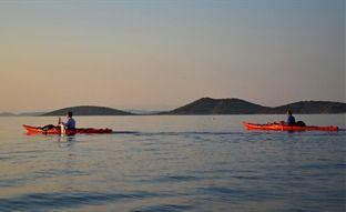 Sea kayaking, Dubronvik,