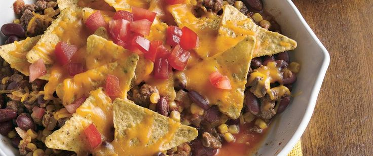 how to cook ground beef for nachos