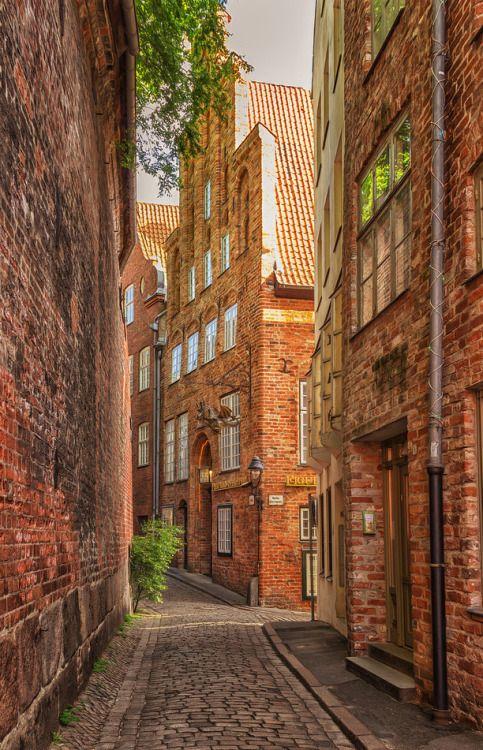 Lübeck (Schleswig-Holstein) in northern Germany