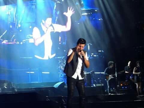 Concierto Chayanne 2016 /Nicaragua