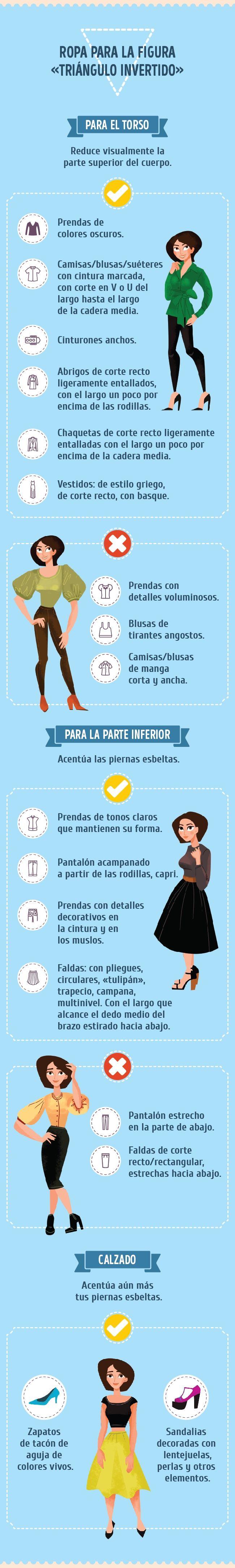 Cómo resaltar las ventajas y ocultar las desventajas de tu figura eligiendo la ropa adecuada