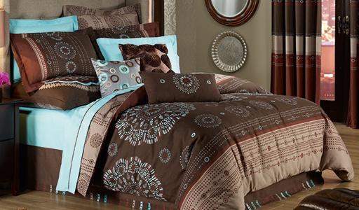 Alanis Luxury Comforter Duvet Set Bedding Homechoice