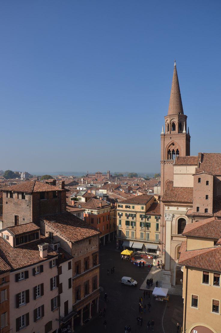 Mantova, culturele hoofdstad van Italië