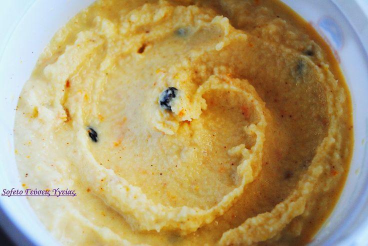 Υγιεινό σορμπέ παγωτό, με κανέλα και καρδάμωμο αλά sofeto (χωρίς ζάχαρη και λιπαρά). Συνταγές για διαβητικούς Sofeto Γεύσεις Υγείας.