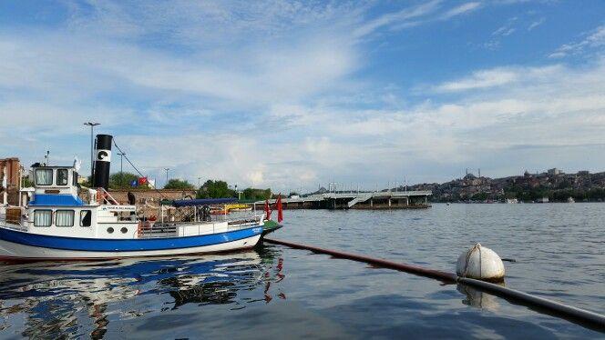 Golden Horn - İstanbul