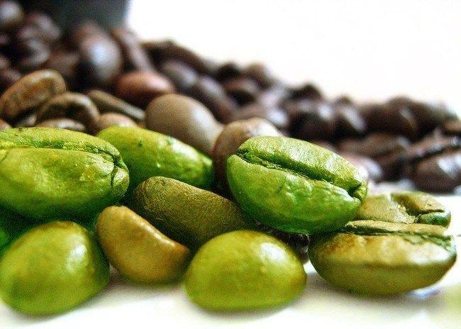 granos de cafe verde para adelgazar