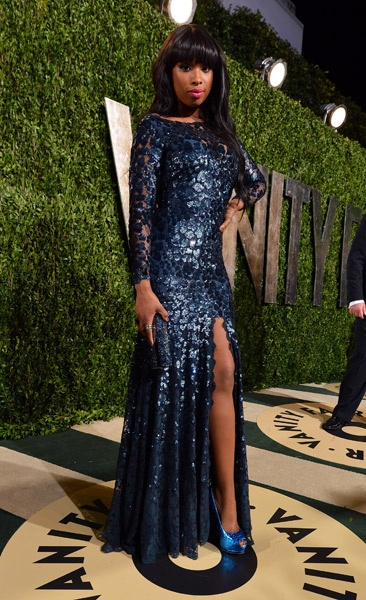 Jennifer Hudson Vanity Fair Party 2013
