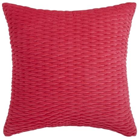 Velvet Textured Cushion 50x50cm | Freedom Furniture and Homewares