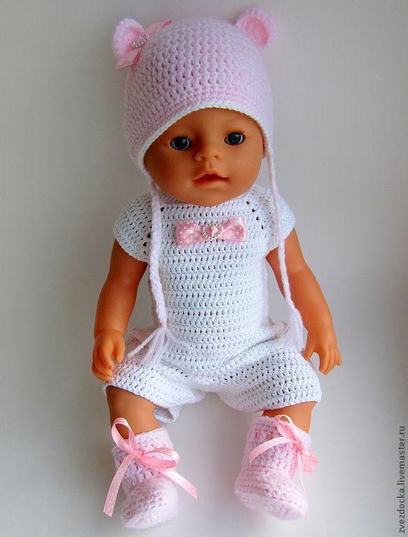 сапожки для куклы