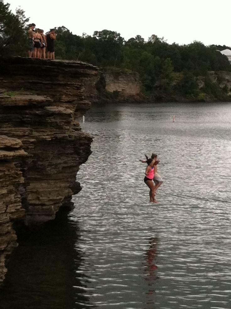 Heber springs cliffs, Arkansas! | Things I love ...