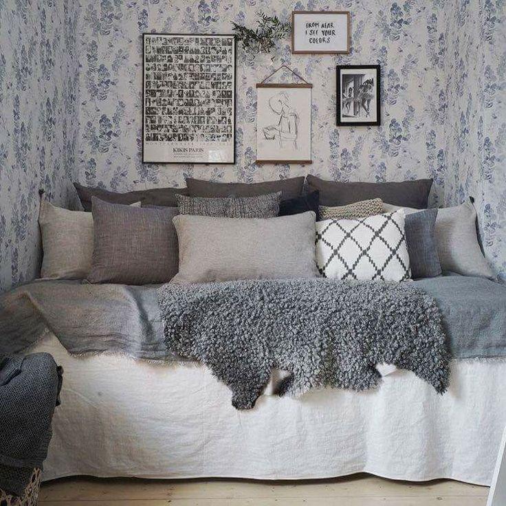 Myshörna/sovrum
