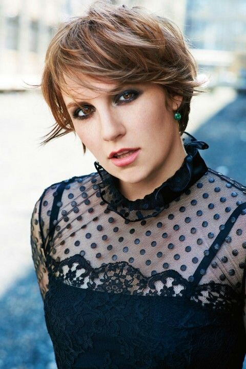 Lena Dunham is a hit and miss for me ...but most of all I imagine my body would look like hers on tv if I ever had that chance. Just keepin it real.