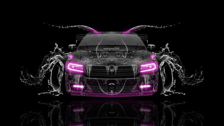 Dodge Charger RT Muscle Anime Girl Aerography City Car 2015 « el Tony