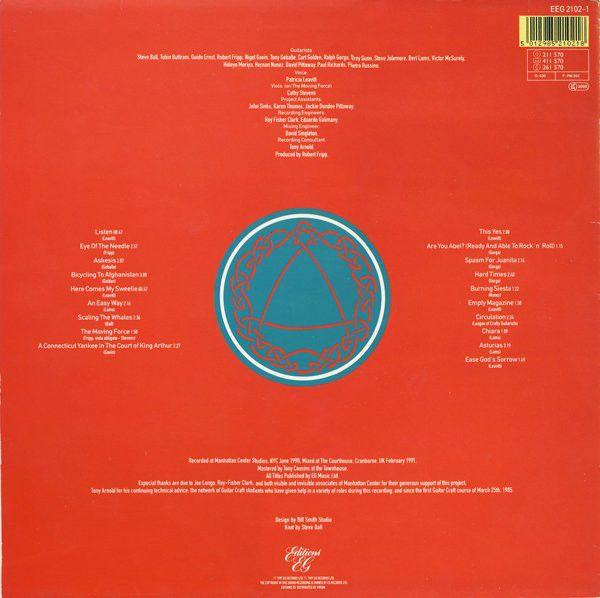 Robert Fripp & The League Of Crafty Guitarists - Show Of Hands: buy LP, Album at Discogs