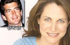 jfk jr and christina haag   christina haag john f kennedy jr s one time flame an actress who would ...