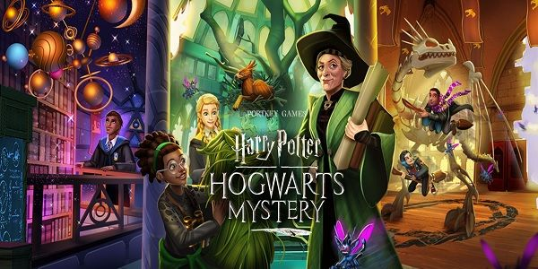 Harry Potter Hogwarts Mystery Astuce Harry Potter Hogwarts Mystery Triche Poudlard Harry Potter Mystery