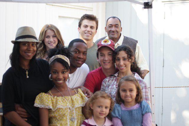 2011 footloose cast