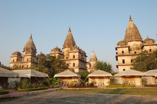 Orchha Resort, India