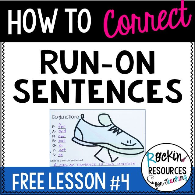 run on sentence essay A linking sentence coherently connects two other sentences together in an essay it is placed between the two sentences in order to provide them with more context, allowing the paragraph to proceed.