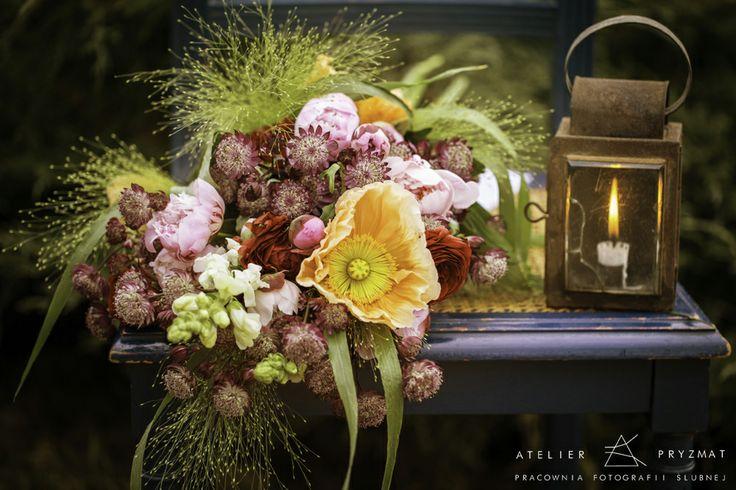 Summer boho style photo by Atelier Pryzmat  production abcslubu.pl