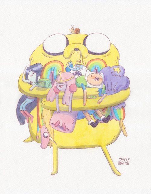 Adventure Time :)