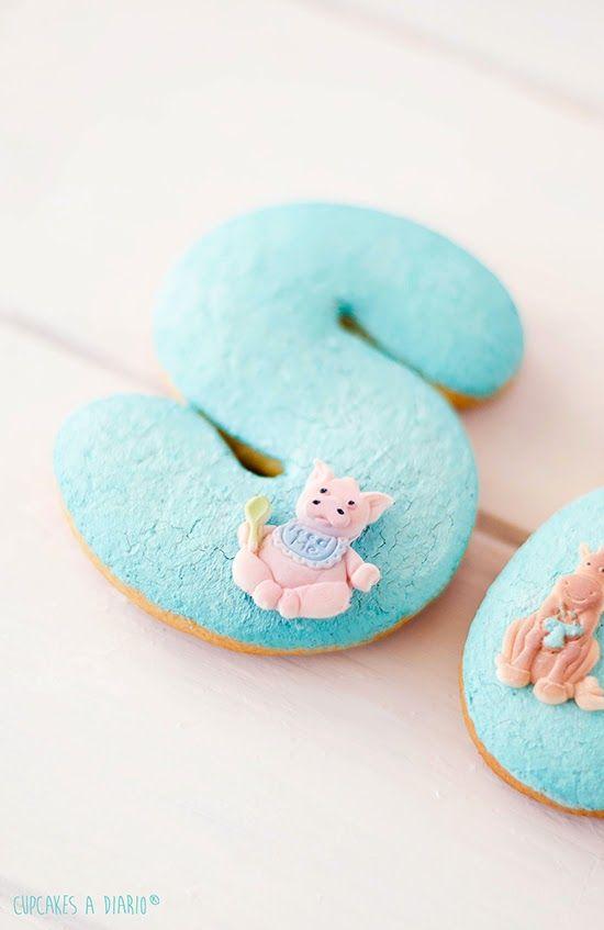 Cupcakes a diario: La aventura de las galletas para Simón, sí, aventura.