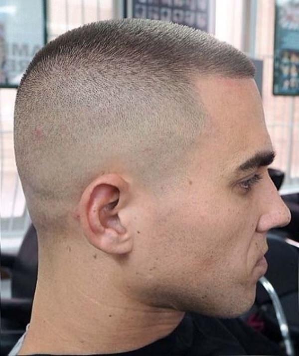 87 Coole Militarische Haarschnitte Fur Manner Beste Ideen Military Haircuts Men Military Haircut Marine Haircut