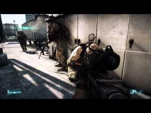 """Battlefield 3 - Full Length """"Fault Line"""" Gameplay Trailer"""