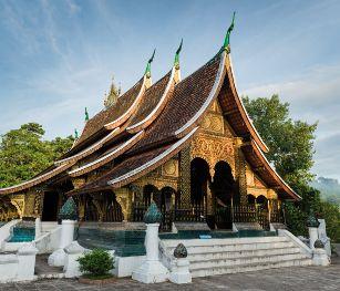 The Sim of Luang Prabang