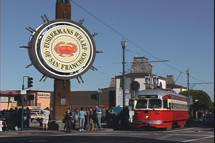 Fisherman's Wharf,San Francisco, USA