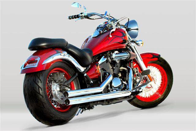Kawasaki Vulcan Wheels