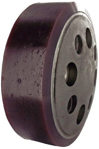 "Crown Equipment 118447-020 8-1/2"" OD x 2-11/16"" Width Standard Polyurethane Load Wheel, 95A Durometer, 4500 psi Tensile Strength by Crown Equipment. $56.42. Crown Equipment Standard polyurethane load wheel, durometer: 95A, tensile strength: 4500 psi, measures 8-1/2-inches outside diameter by 2 11/16-inches width."