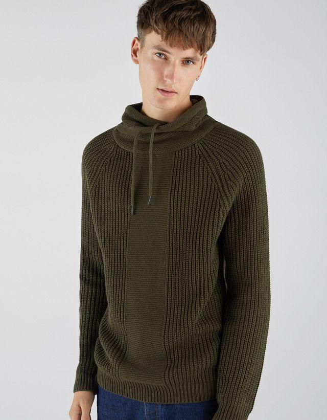 Punto Ropa Hombre Bershka España Knitwear Men Men Sweater Men S Knit