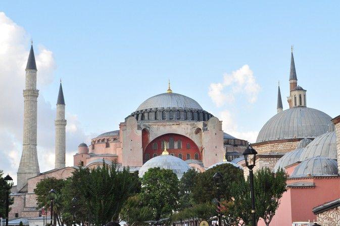 Hagia Sophia Hagia Sophia Istanbul Istanbul Turkey