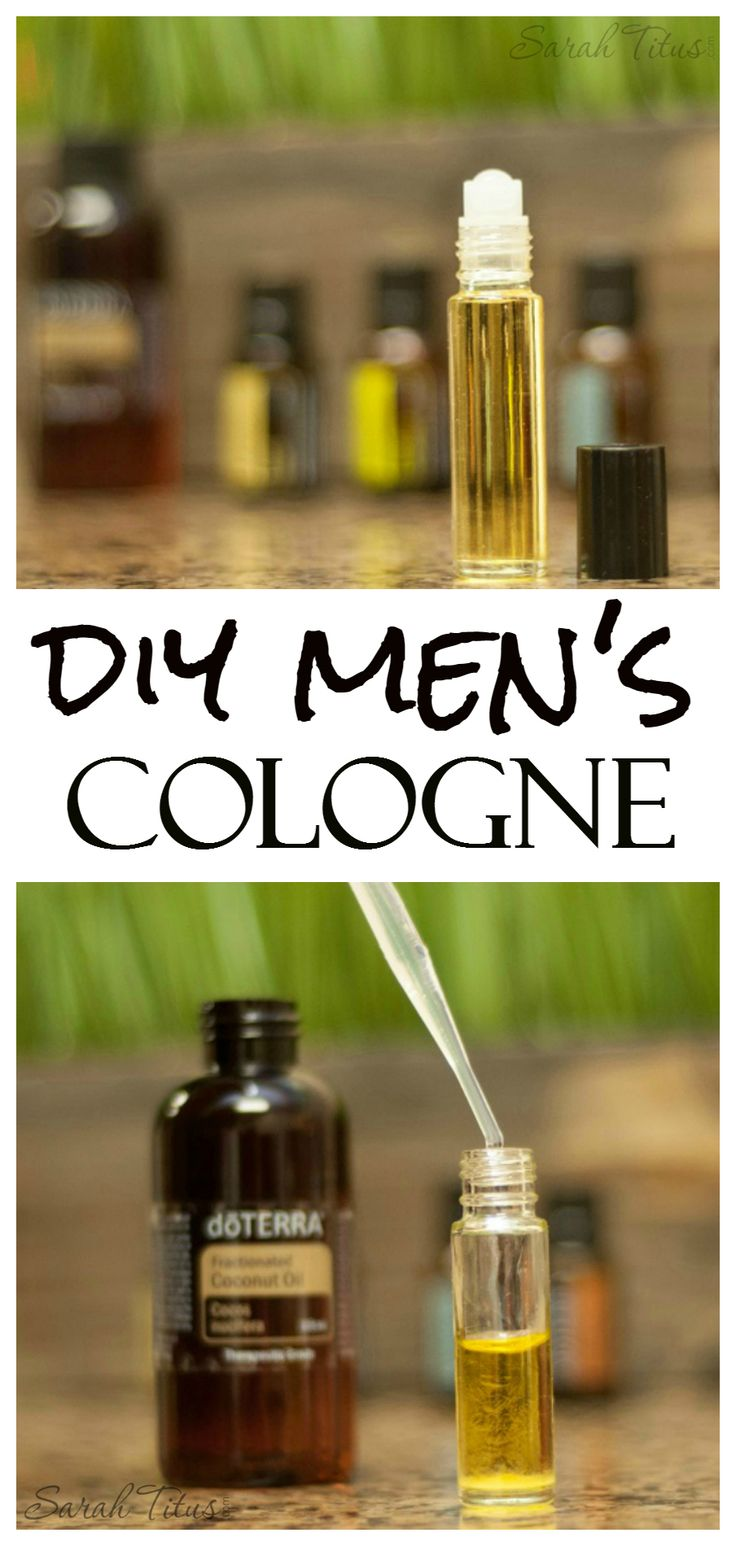 Father's Day is coming up and instead of buying a chemical-filled cologne, why not make your own DIY Men's Cologne?!?!