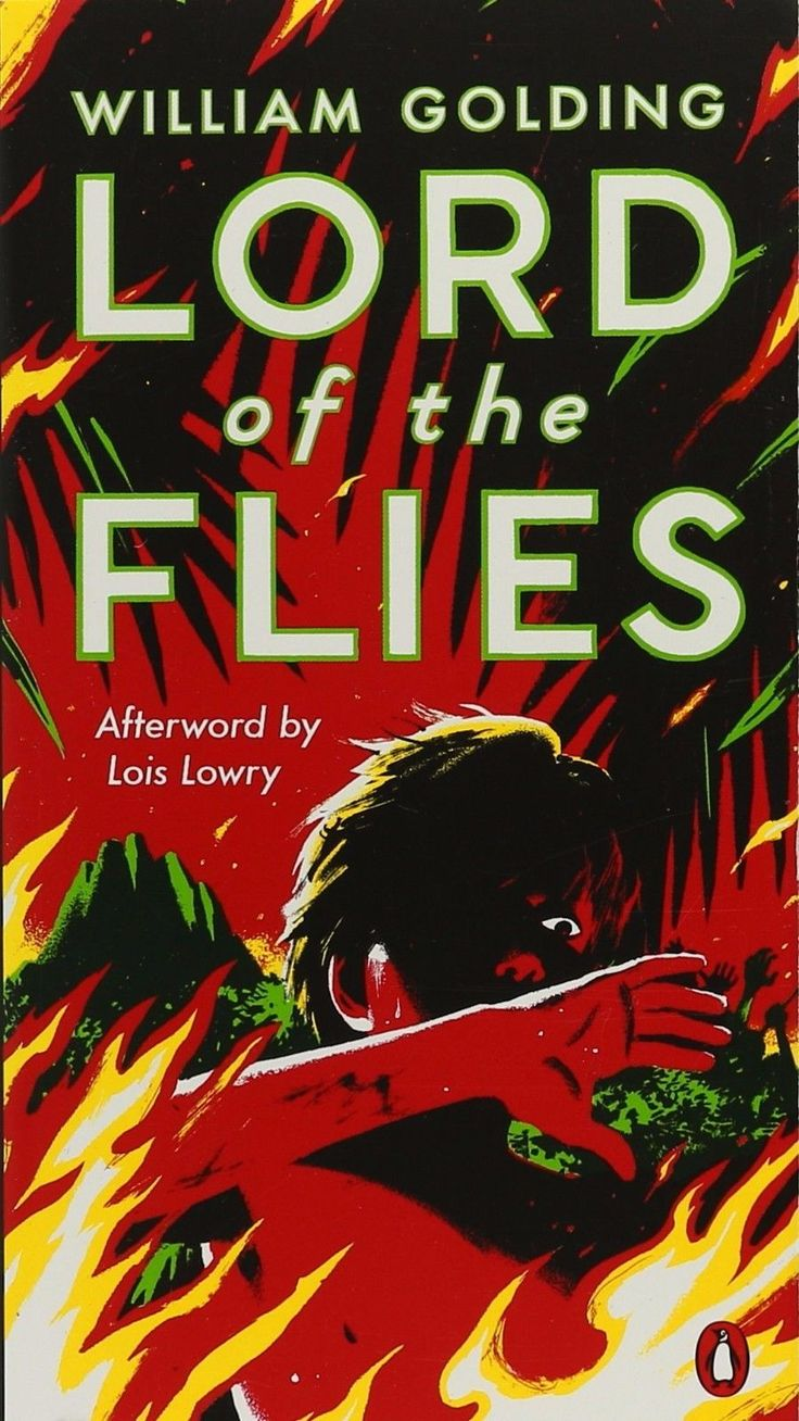 Lord of the Flies by William Golding New Free Shipping