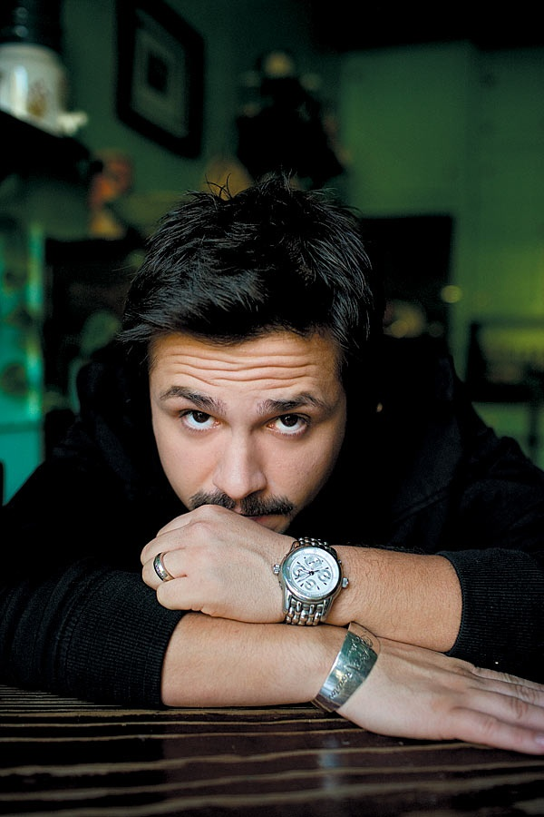 Freddy Rodriguez. I forgot how much I loved this man.