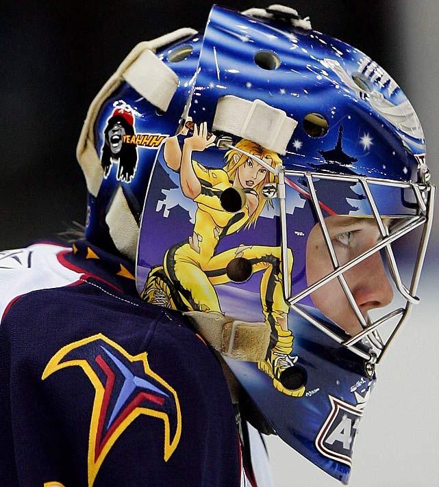 Nhl Greg Wyshynski Ranks The Scariest Goaltender Masks Of All Time