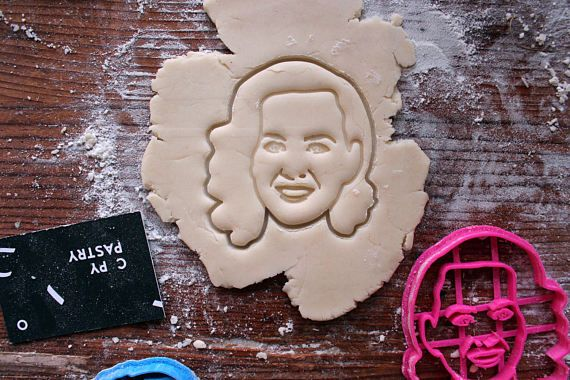 Katy Perry Cookie Cutter