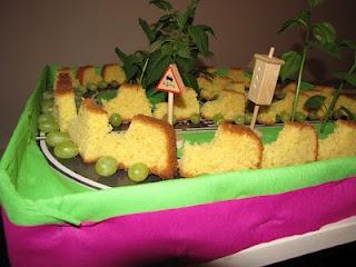 Cake auto's