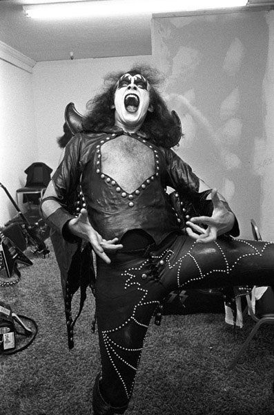 Gene Simmons-Kiss.....................
