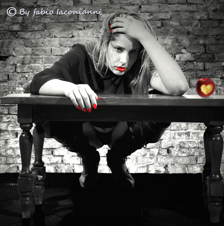 Apple of sin