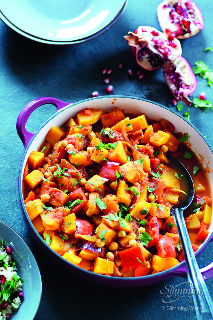 A hearty vegetable hotpot of meltingly tender root vegetables cooked in a tomato-based stock, this recipe is perfect for a vegan Sunday lunch or for entertaining friends.   http://www.slimmingworld.co.uk/recipes/chunky-root-vegetable-hot-pot.aspx