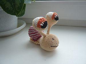Snail free pattern