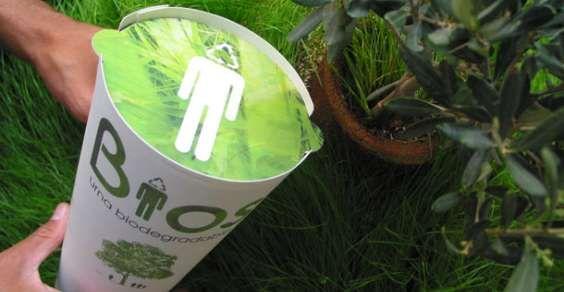 Urne biodegradabili: quando dalla morte nasce ...un albero