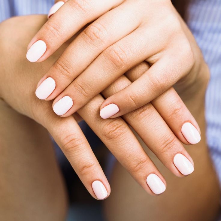 """Another happy customer! #margaretsnails Thanks for the amazing review, Shalini!  """"Margaret, the IBX treatment is just amazing! I have no more peeling, brittle nails and can see that they are so much stronger and healthier. And I loved today's Manuka manicure. Smells and feels fabulous!"""""""
